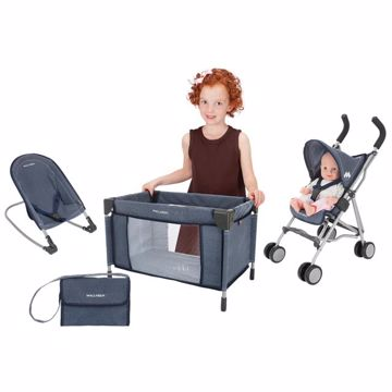 Maclaren Deluxe Activity Sets Denim Print játék bútor - Brendon - 106608