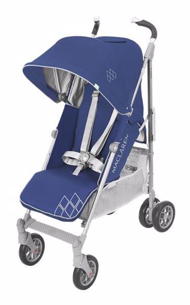 Maclaren Techno XT Medieval Blue/Silver babakocsi - Brendon - 107198