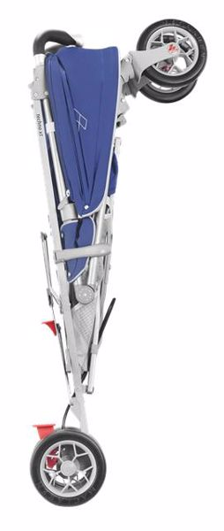 Maclaren Techno XT Medieval Blue/Silver babakocsi - Brendon - 107200