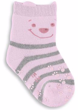Sterntaler 8011803 702 Rosa ponožky - Brendon - 107664