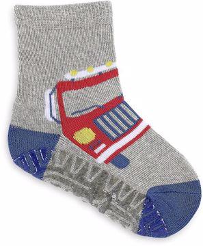Sterntaler 8031804 542 Silber Melange ponožky - Brendon - 107671