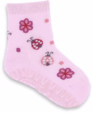 Sterntaler 8031812 702 Rosa ponožky - Brendon - 107676
