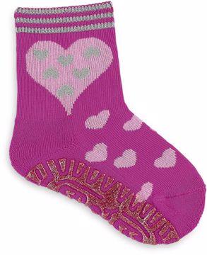 Sterntaler 8031814 688 Knallviolett ponožky - Brendon - 107678