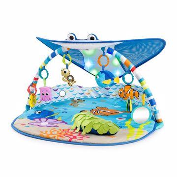 Disney Baby Mr. Ray Ocean Lights Activity Gym  hracia deka - Brendon - 110357