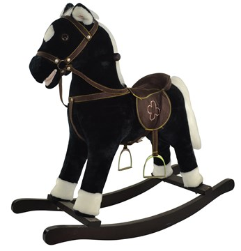 Grand Step Rocking Horse with Sound,Moving Mouth, Tale  hintaló - Brendon - 112352