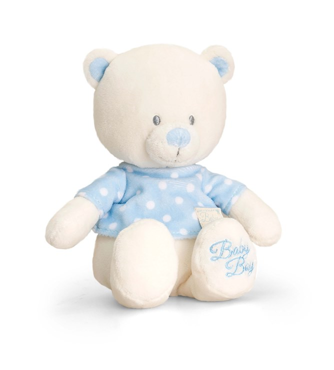 Baby Keel Baby Bear with T-Shirt 17cm Mixed colors plüss - Brendon - 112880