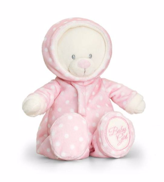 Baby Keel Baby Bear In Romper Suit 25cm Mixed colors plüss - Brendon - 112898