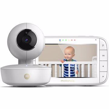 """Motorola MBP55 Video 5"""" Portable  bébiőrző - Brendon - 112905"""