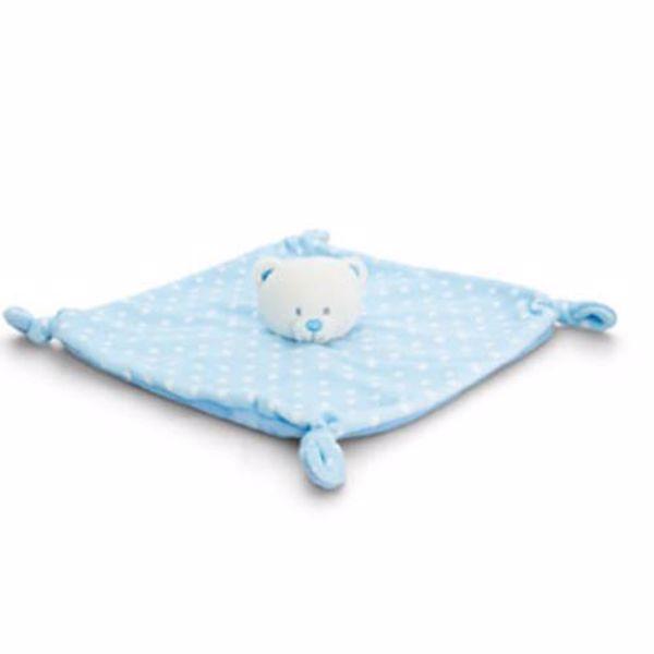 Baby Keel Baby Bear Blanket 25cm Mixed colors szundikendő - Brendon - 112953