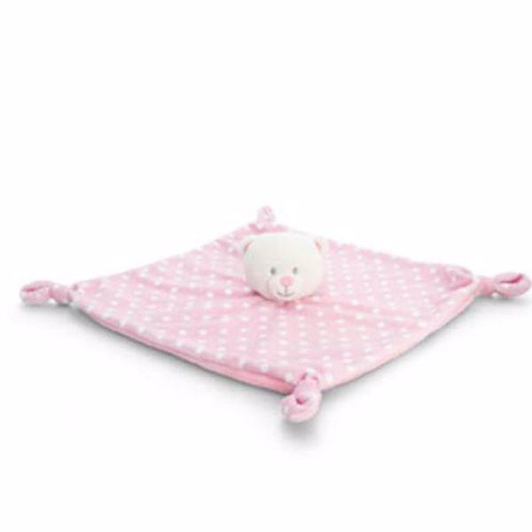 Baby Keel Baby Bear Blanket 25cm Mixed colors szundikendő - Brendon - 112954