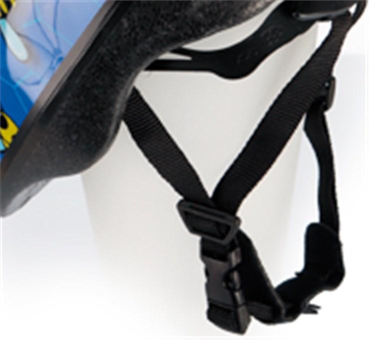 Bellelli Baby Helmet M blue palms sisak - Brendon - 112966