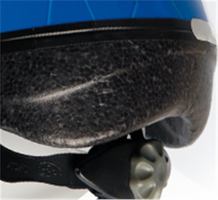 Bellelli Baby Helmet S orange palm sisak - Brendon - 113026