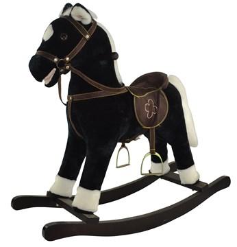 Grand Step Rocking Horse with Sound,Moving Mouth, Tale  hojdací koník - Brendon - 113352