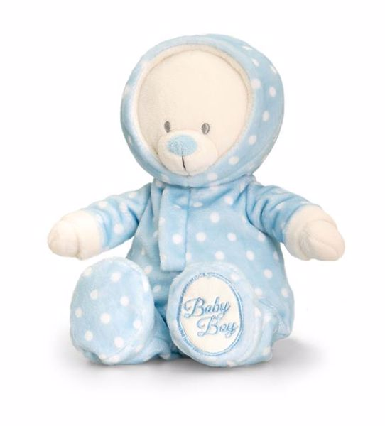 Baby Keel Baby Bear In Romper Suit 25cm Mixed colors plyš - Brendon - 113897