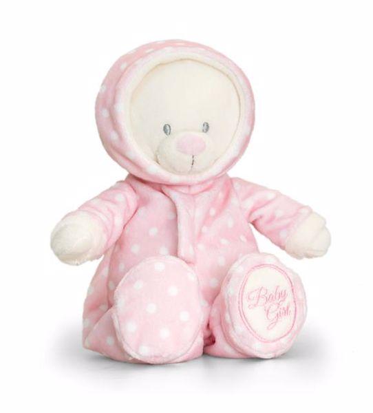 Baby Keel Baby Bear In Romper Suit 25cm Mixed colors plyš - Brendon - 113898