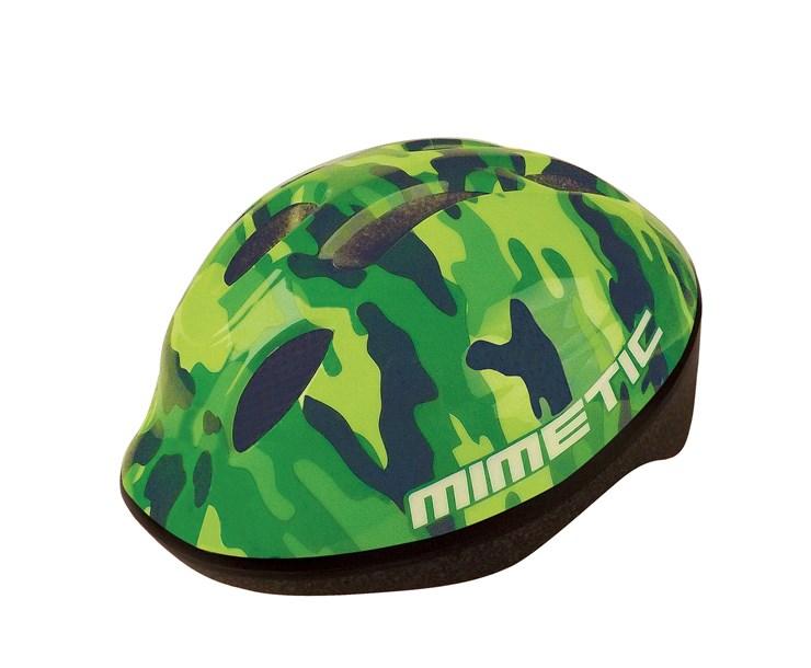 Bellelli Baby Helmet S Mimetic Green prilba - Brendon - 114074