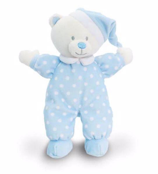 Baby Keel Baby Goodnight Bear 16cm Mixed colors plyš - Brendon - 114148