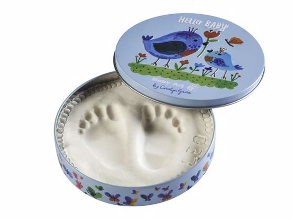 Baby Art Magic Box Carolyn Gavin - Bird Sada na odtlačky - Brendon - 114175