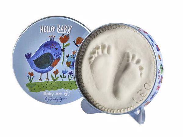 Baby Art Magic Box Carolyn Gavin - Bird Sada na odtlačky - Brendon - 114177