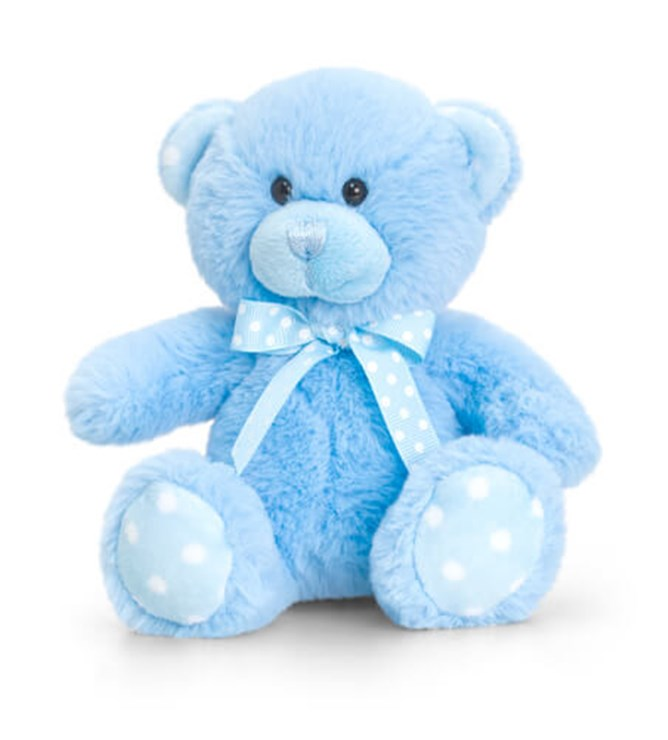 Baby Keel Baby Spotty Bear 15cm Mixed colors plüss - Brendon - 115293