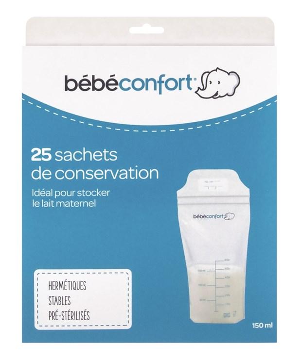 Bébé Confort 25 pcs Milk Conservation Bags.  tejtároló fagyasztózacskó - Brendon - 115586