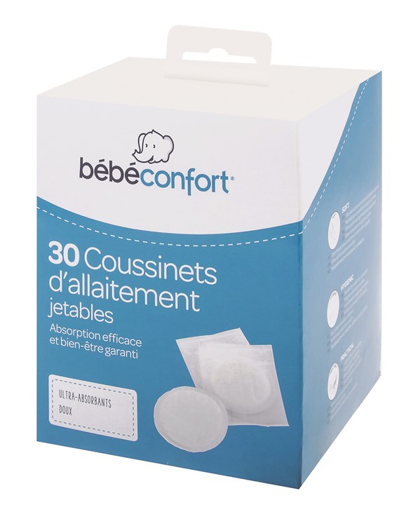 Bébé Confort 30 Ultra Absorbent Disposable Nursing pads  eldobható melltartóbetét - Brendon - 115599