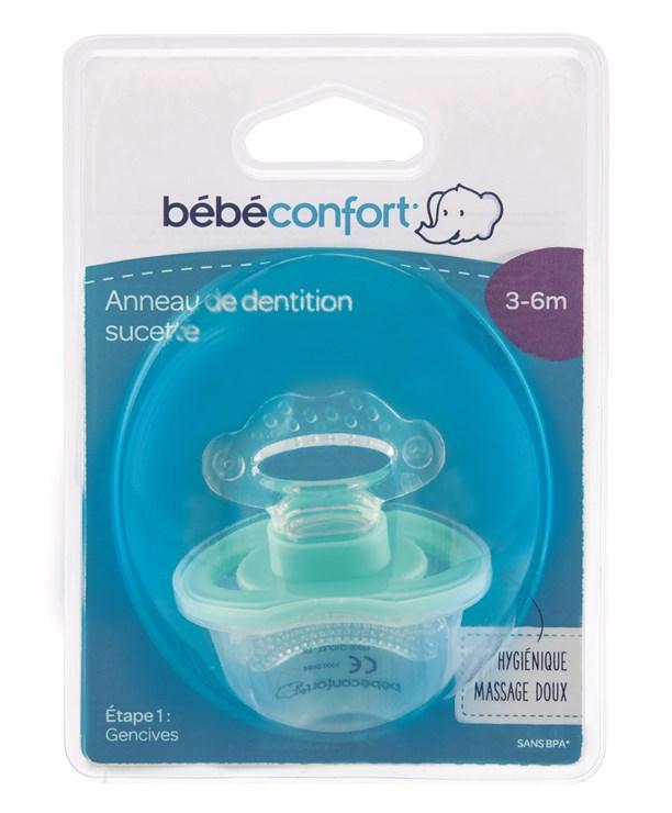 Bébé Confort Teething Ring Soother - Stage 1 Gums  rágóka - Brendon - 115622