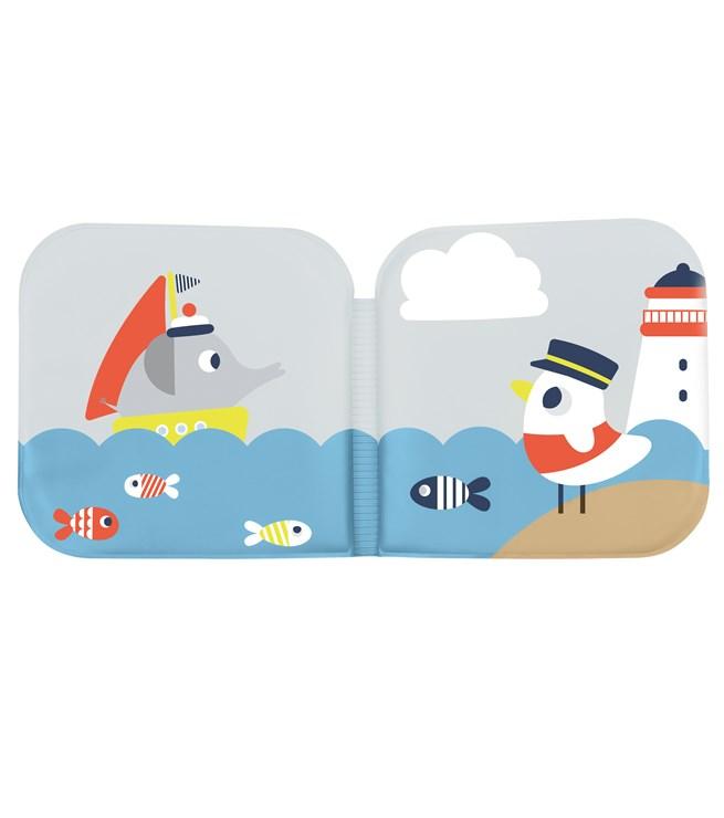 Bébé Confort Bath Book  rágható könyv - Brendon - 115691