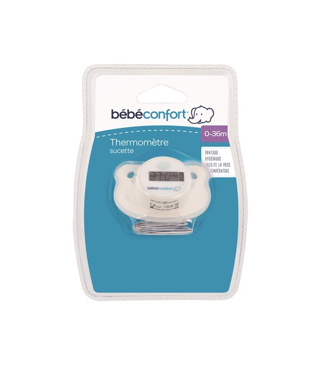 Bébé Confort Soother Thermometer  lázmérős cumi - Brendon - 115701