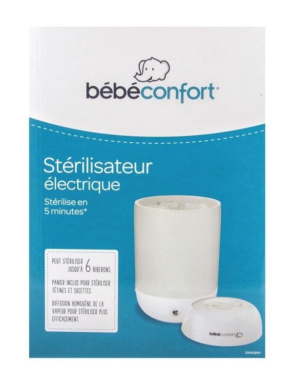 Bébé Confort Electric Sterilizer  elektromos sterilizáló - Brendon - 115709