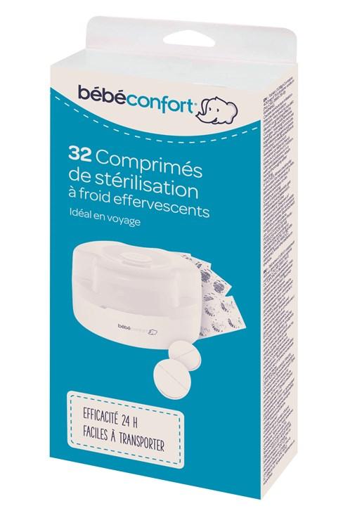 Bébé Confort 32 Sterilising Tablets  sterilizáló tabletta - Brendon - 115713