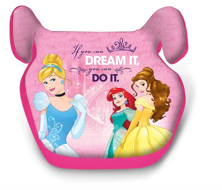 Disney Booster Princess ülésmagasító 15-36 kg-ig - Brendon - 115763