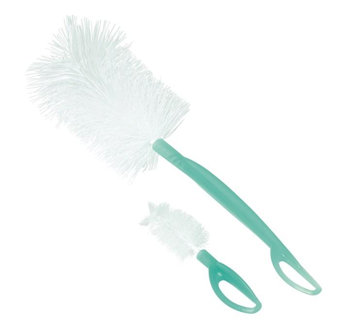 Bébé Confort Wide Bottle Brush With Teath Brush  cumi- és üvegmosó kefe - Brendon - 115814