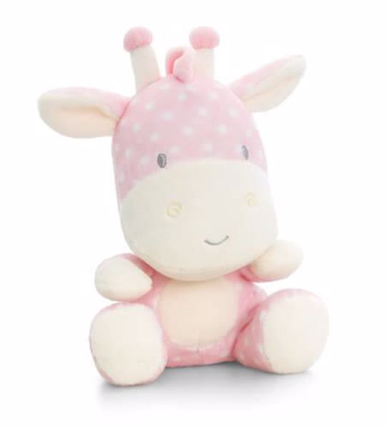 Baby Keel Spotty Pink Wild 20cm Mixed colors plyš - Brendon - 116337