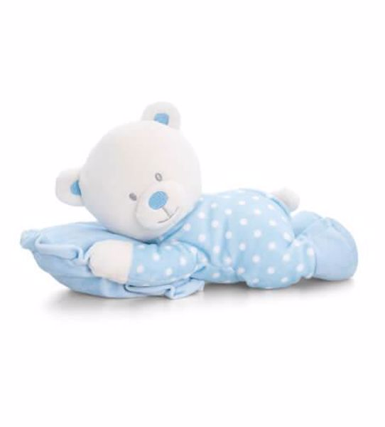 Baby Keel Baby Bear on Pillow 25cm Mixed colors plyš - Brendon - 116342