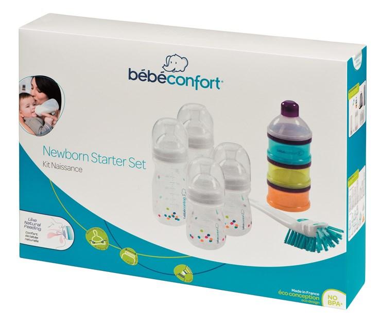 Bébé Confort Baby Bottle Birth Kit  plastová cumlíková fľaša - Brendon - 116605