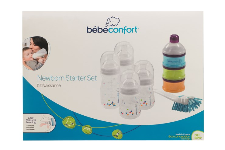 Bébé Confort Baby Bottle Birth Kit  plastová cumlíková fľaša - Brendon - 116606
