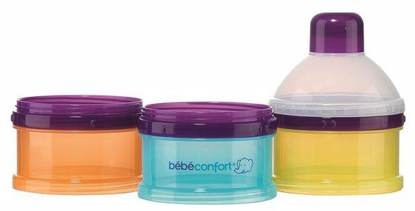 Bébé Confort Travel Milk Dispenser   zásobník na uskladnenie stravy a nápojov - Brendon - 116608