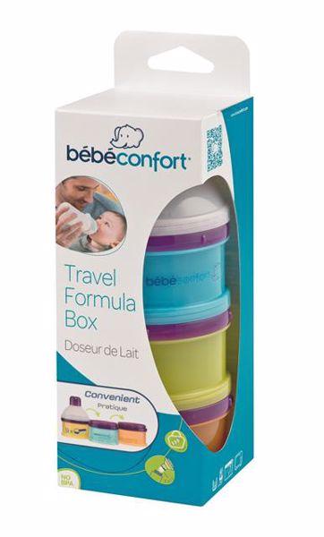 Bébé Confort Travel Milk Dispenser   zásobník na uskladnenie stravy a nápojov - Brendon - 116609