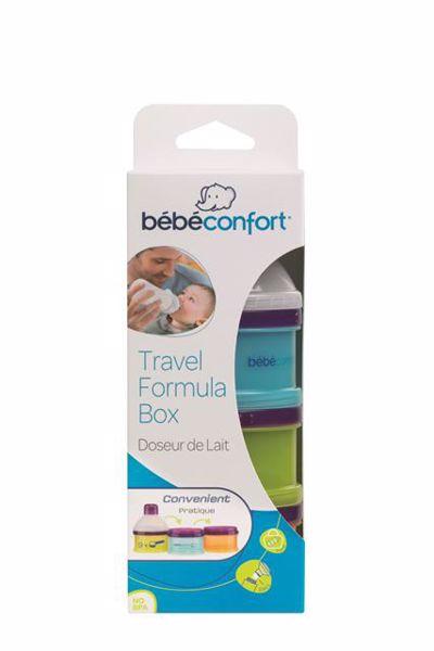 Bébé Confort Travel Milk Dispenser   zásobník na uskladnenie stravy a nápojov - Brendon - 116610