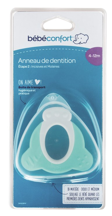 Bébé Confort Teething Ring - Stage 2 Incisors  hryzátko - Brendon - 116624