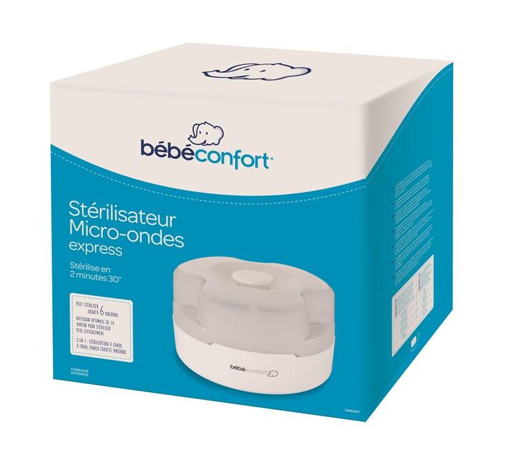 Bébé Confort Express Microwave Steriliser  sterilizátor do mikrovlnky - Brendon - 116640