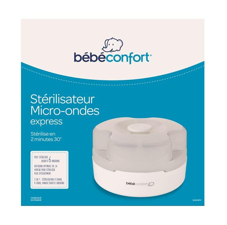 Bébé Confort Express Microwave Steriliser  sterilizátor do mikrovlnky - Brendon - 116641