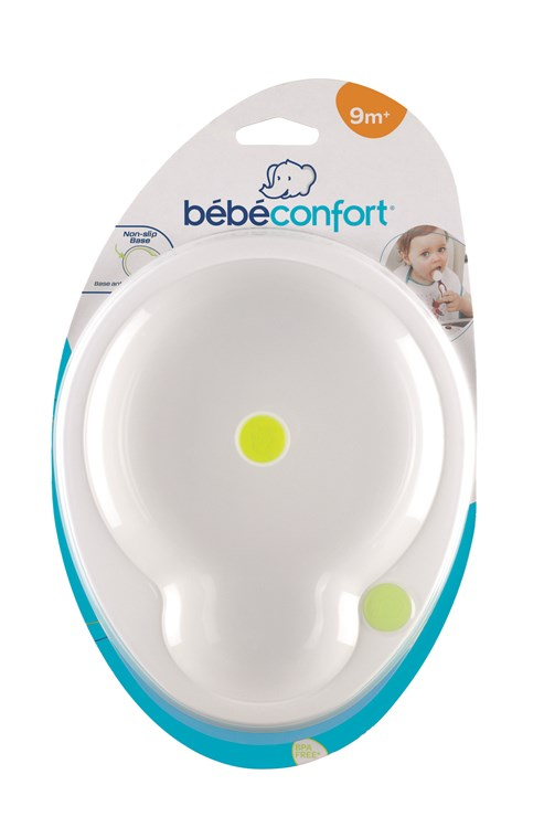 Bébé Confort Learning Plate with cover.  tanier - Brendon - 116648