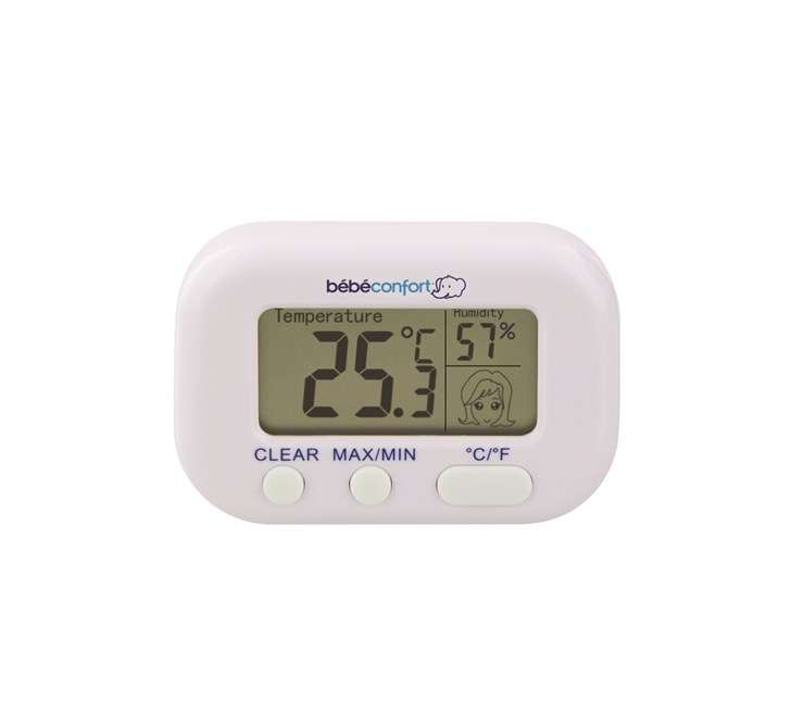 Bébé Confort 2 in 1 Thermometer Hygrometer  izbový teplomer - Brendon - 116730