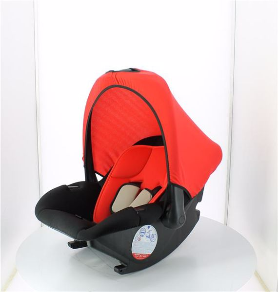 Nania Baby Ride Eco Red hordozó 0-13 kg - Brendon - 118695