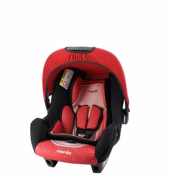 Nania Beone SP Plus Skyline Red hordozó 0-13 kg - Brendon - 118709