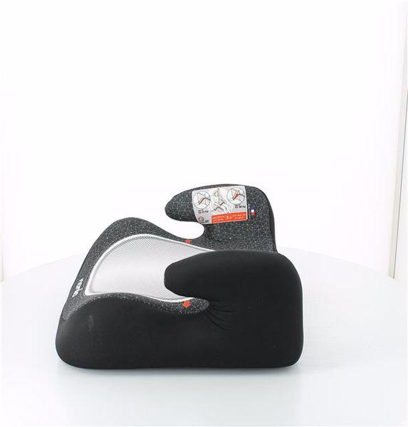 Nania Topo Comfort First Skyline Black ülésmagasító 15-36 kg-ig - Brendon - 118729