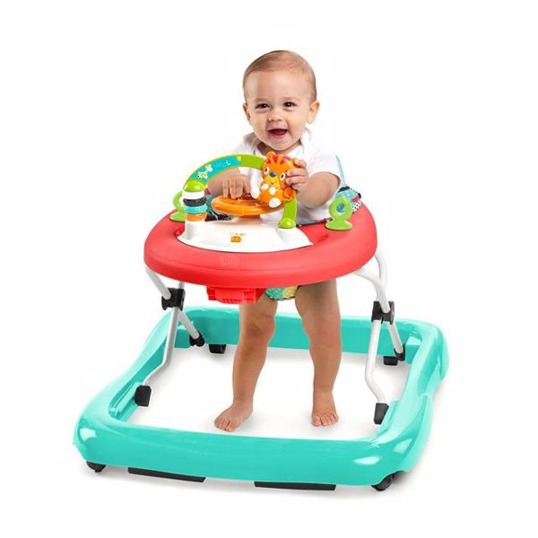 Bright Starts Roaming Safari Walk-A-Bout Walker  bébikomp - Brendon - 118753
