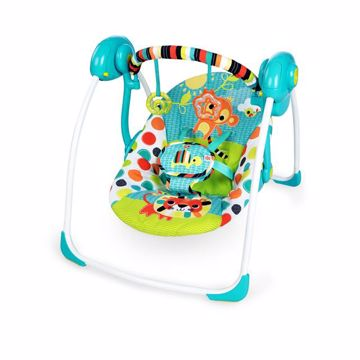 Bright Starts Portable Swing Kaleidoscope Safari  hinta - Brendon - 118764